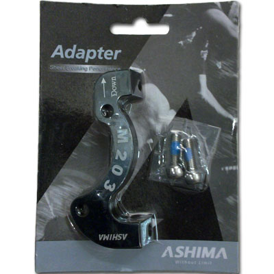 Adapter tarczy Przód 203mm Ashima AU21 IS-PM
