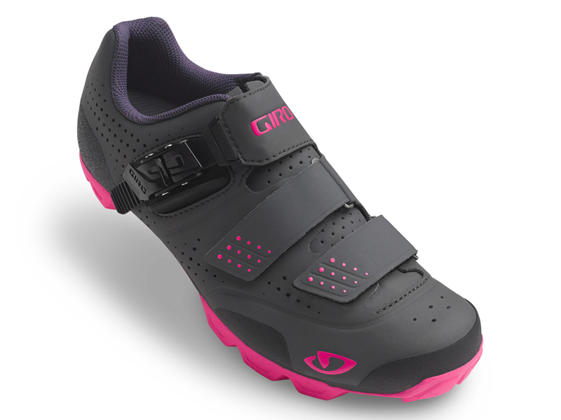 Buty damskie GIRO MANTA R dark shadow bright pink roz.39